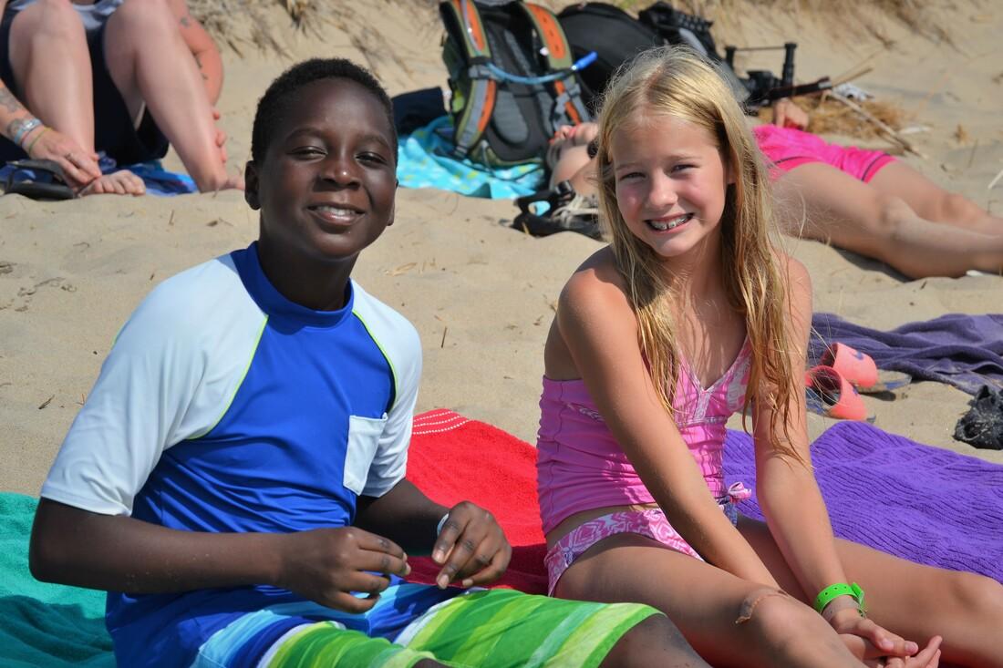 Voyage linguistique : C'est quoi le concept du summer camp ?